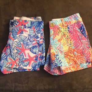 Bundle of Lilly shorts